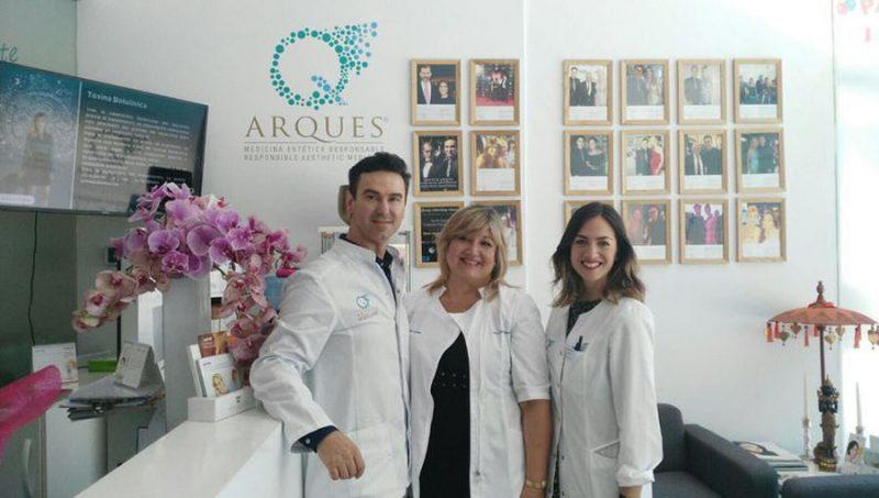 La Dra. Alicia Milotich imparte un Curso Avanzado en Arques Clinic, Marbella
