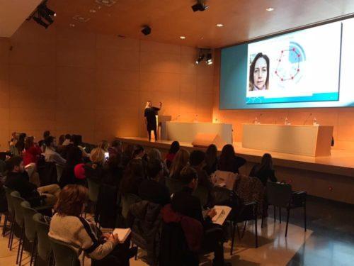 La Dra. Alicia Milotich imparte un Curso en la Clínica Planas de Barcelona