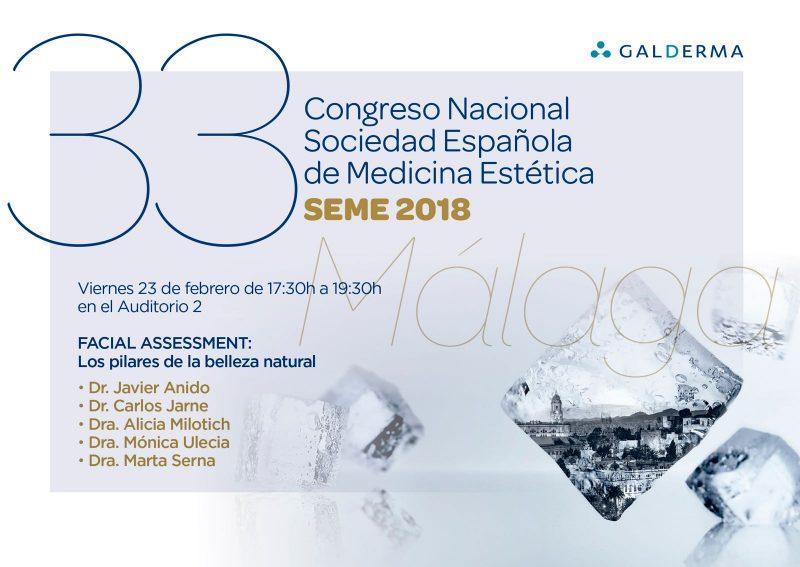 Congreso Nacional de la Sociedad Española de Medicina Estetica