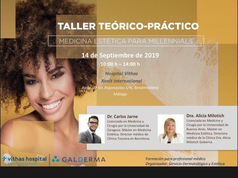 Medicina Estética para Millennials Valencia
