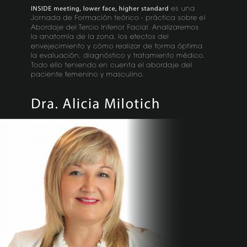 «Inside Meeting: Lower Face, Higher Standard», Santiago de Compostela.