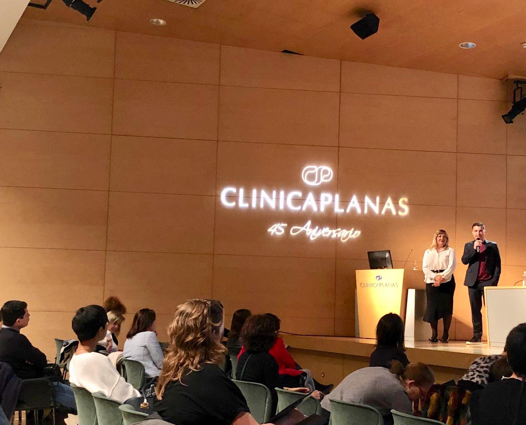 """Inside Meeting: Lower Face, Higher Standard"", Clínica Planas, Barcelona."
